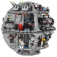 Lepin Lepin 05063 4016pcs Genuine New Star War Force Waken UCS Death Star Educational Building Blocks