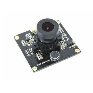 Image 3 - Módulo de cámara CMOS con USB de 2MP y 30fps, interfaz de enfoque fijo USB 2,0, tarjeta de cámara web con micrófono