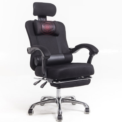 High Quality Mesh Computer Chair Household Office Ergonomic Swivel Chair With Massage Function Free Shipping WCG Computer Chair