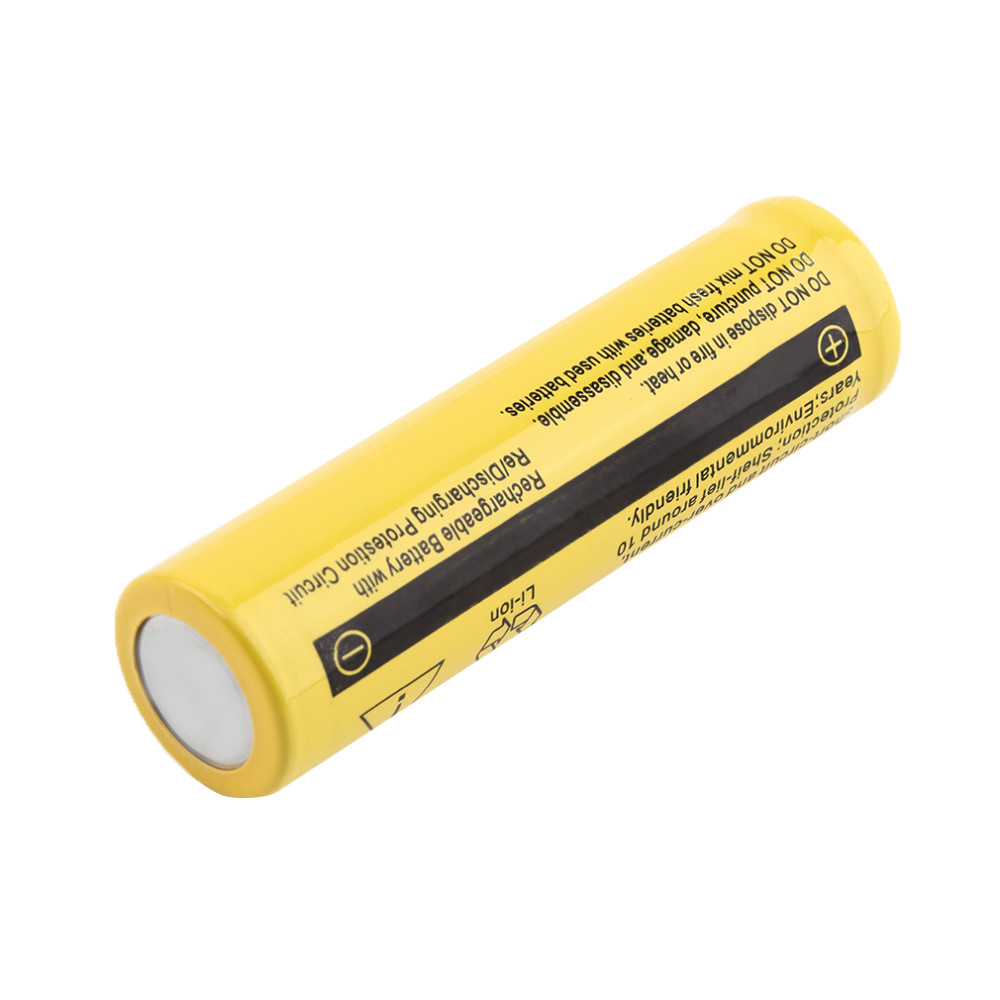 18650 1/2/3 3.7V 18650 Battery Lithium Battery 9800mAh 3.7V Rechargeable Battery Li-ion Lithium Bateria For Flashlight