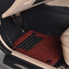Myfmat custom foot car floor mats leather rugs mat for Porsche Boxster Cayenne cayman panamera Macan Porsche 718 free shipping