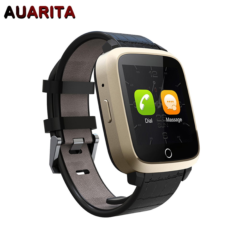 New U11S Smart Watch Android 5.1 OS 3G Sports Wristwatch Phone GPS Health Heart Rate Monitor Wifi Smartwatch Smartwatch 8GB ROM цена и фото