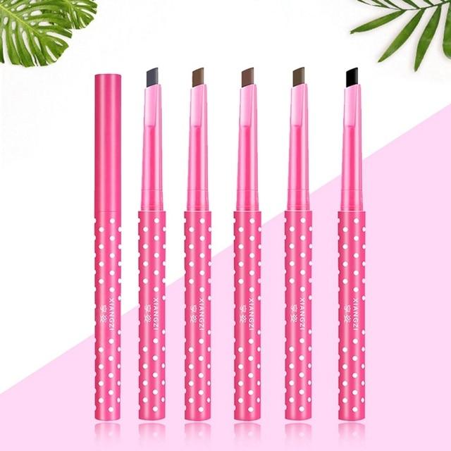 1 PC Black Wave Point Liquid Eyebrow Pencil  Waterproof Long-lasting Eye Pencil Beauty Makeup Cosmetics Drop 2