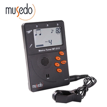 Musedo MT-31V Violin Metro-Tuner Metronome Tone Generator 3 in 1 Special For Violin Use Digital LCD Violin Tuner With Pickup