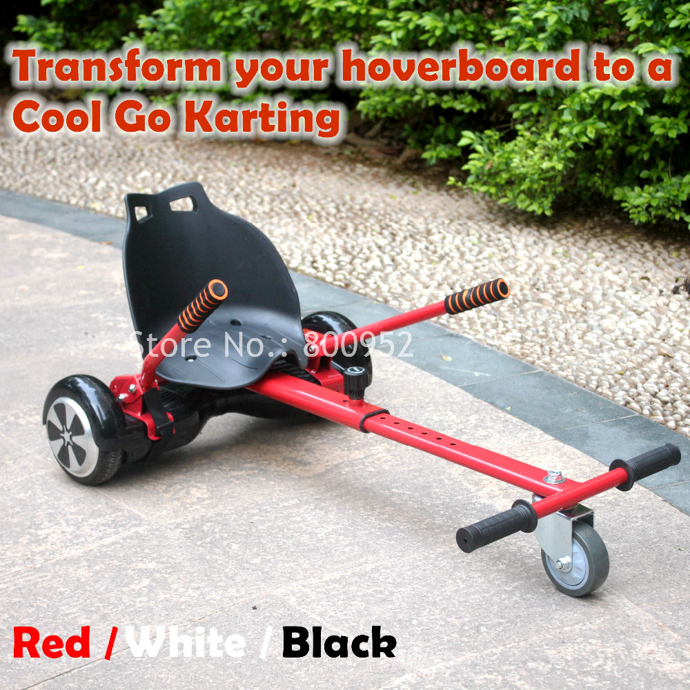 Cool Mini Go Kart Hoverkart For 6 5 8 10 Two Wheel Smart Self Balancing Electric Scooter Hoverboard Chirstmas Gift Kids
