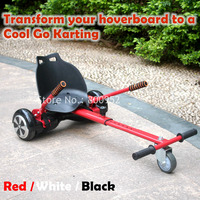 Cool Mini Go Karting Hoverseat Hoverkart For 2 Wheel Smart Self Balancing Electric Scooter Hoverboard Chirstmas