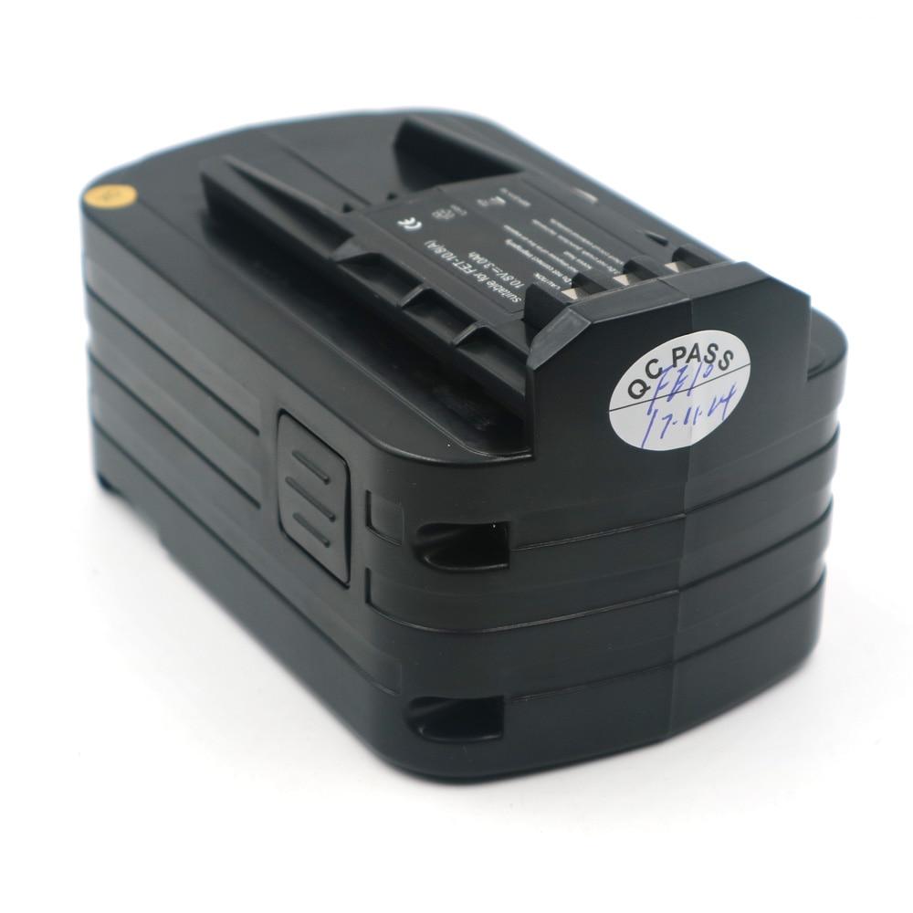 Batterie d'outil électrique, pour Fet 10.8VA BCP12 Li-Ion 3.0Ah 3000 mAh 12 V batterie BPS 12 Li, 495479 T12 + 3 564359