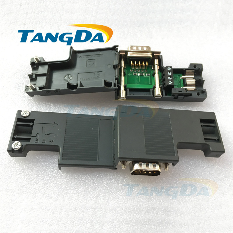 все цены на Tangda Profibus bus connector 6ES7972-0BA12-OXAO / DP joint 90 degrees With no programming mouth 6ES7972 0BA12 OXAO A. онлайн