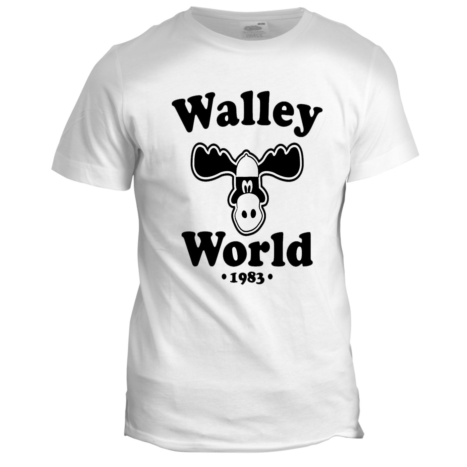 walley world inspired national lampoon christmas vacation 70s 80s film t shirt summer t shirt brand fitness body building in t shirts from mens clothing