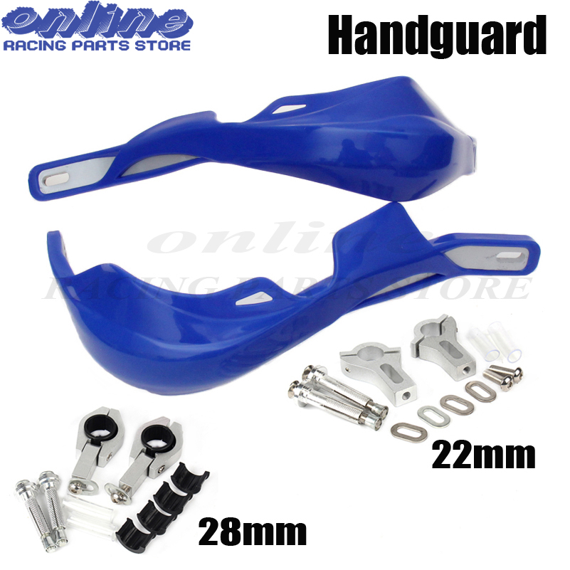 Handguards hand guards Fit Motorcycle Motocross Dirt Pit Bike ATV CRF YZ 250F KLX EXC SF 7/8