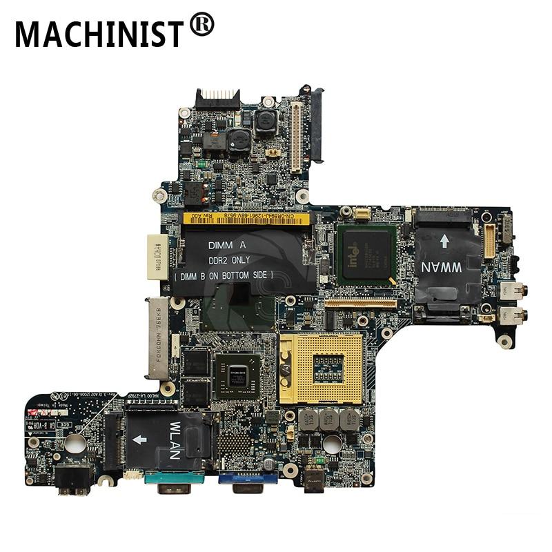 Original For DELL D620 laptop motherboard PM965 DDR3 0GK189 0R894J HAL00 LA-2792P 100% fully TestedOriginal For DELL D620 laptop motherboard PM965 DDR3 0GK189 0R894J HAL00 LA-2792P 100% fully Tested