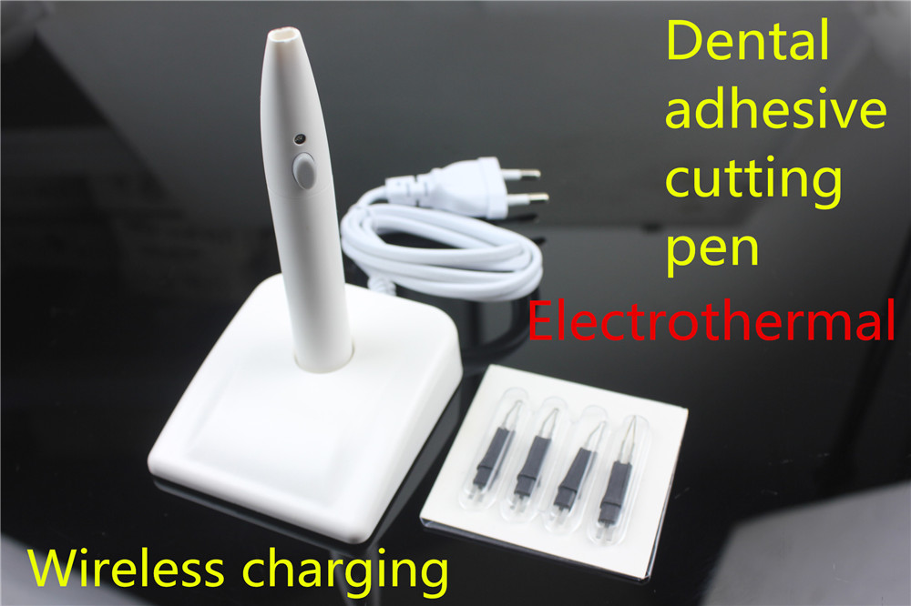 medical dental adhesive cutting device Electrothermal pen Oral Gutta adhesive tip Thawing Wireless charging 4 head Dental care dental endodontic root canal endo motor wireless reciprocating 16 1 reduction