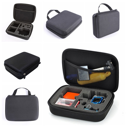 Middle Size Camera Case Outdoor Sport Shockproof Storage Protect Bag Accessories