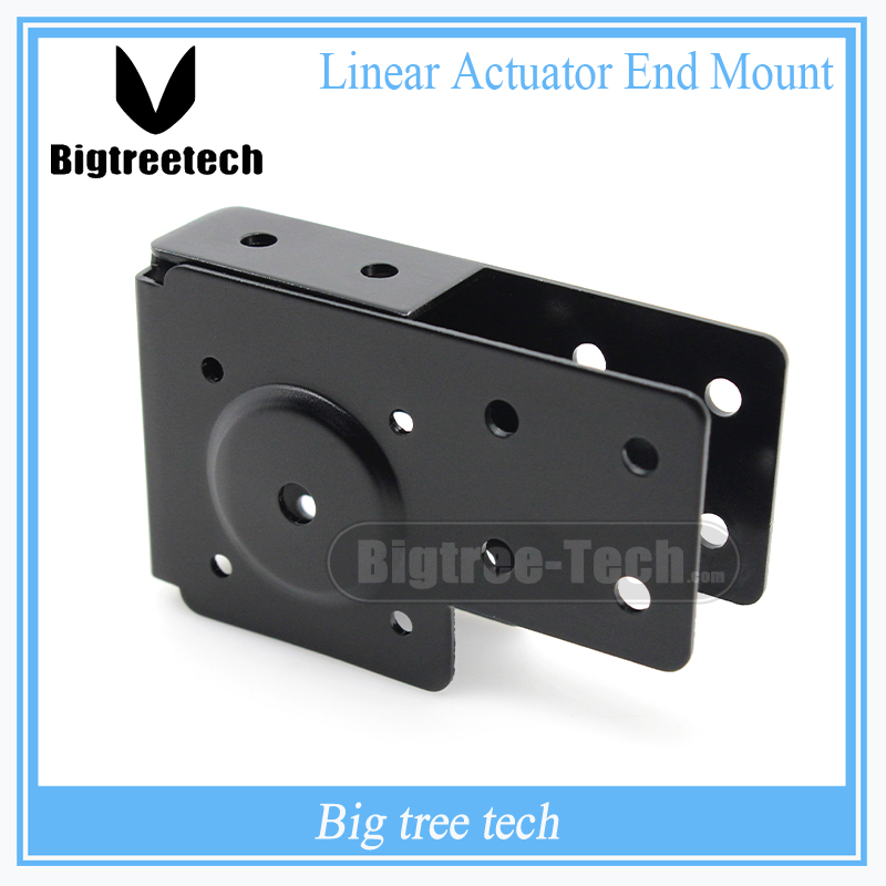 2PCS CNC Parts Linear Actuator End Mount-in 3D Printer Parts & Accessories from Computer & Office