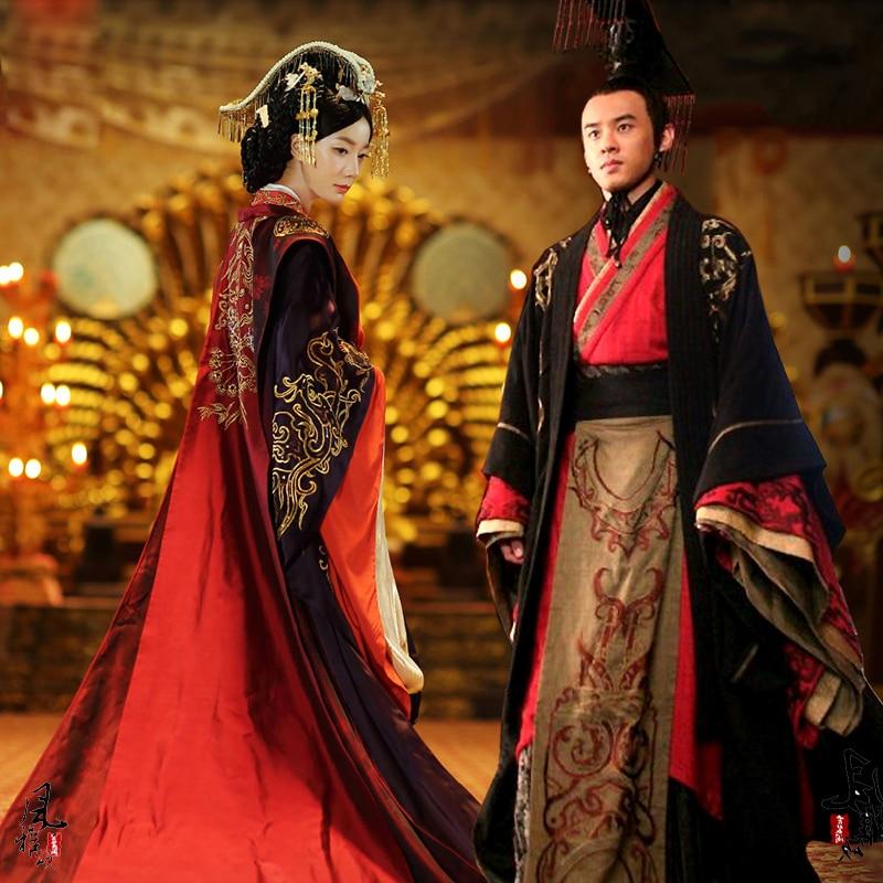 Authentic Han Wedding Costume