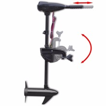 Factry Price SUNELEXE 36LBS Electric Outboard Trolling Motors For Inflatable Boat Marine Engine Fishing