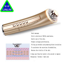 LINLIN goodwind CM 5 2 6 IN 1 machine skin care machine Facial Photon Rejuvenation Face Care Anti aging Device Vibration SPA