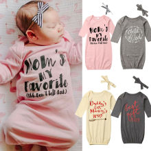 Для новорожденных, для маленьких мальчиков и девочек из хлопка одеяло ночная рубашка-накидка спальные мешки спальный мешок повязка Одеяло слиперы; Прямая поставка; для детей от 0 до 6 месяцев