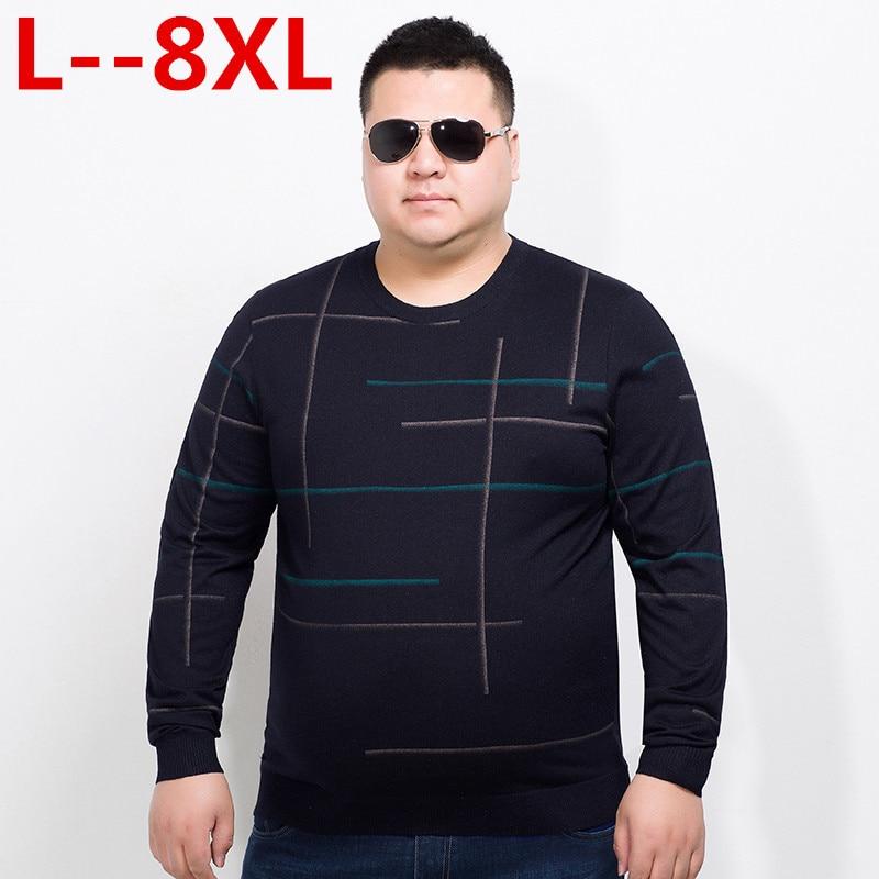 Pullover Sociale 1 Strisce 2 Masculino Alluncinetto In Cotone Abiti