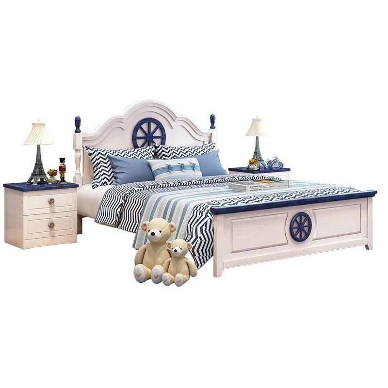 Baby Nest Bois Litera Yataklari Puff Asiento Chambre Cocuk Ranza Cama Infantil Wood Wooden Lit Enfant Muebles Children Bed