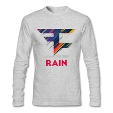 8bf879e8182f FaZe Clan Rain Logo Printed Tee Shirts Latest Men Pre-cotton T-Shirts 3d