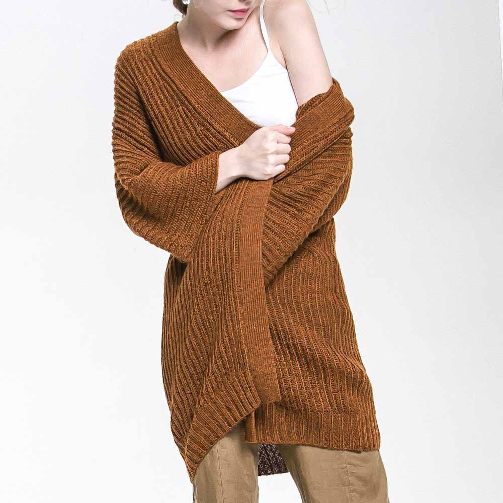 Sweater Cardigans Women Sweaters 2017 Autumn Fashion Fall Clothes Womens Tops Jumper Knitted Sweater Cardigan Long Poncho Cape