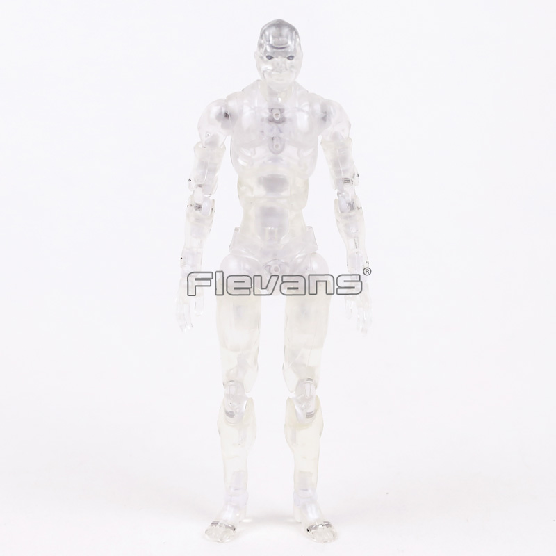 TOA Heavy Industries Synthetic Human Transparent Color Ver. 1/12 Scale Action Figure Collectible Model Toy mitsubishi heavy industries srk25zjx s src25zjx s