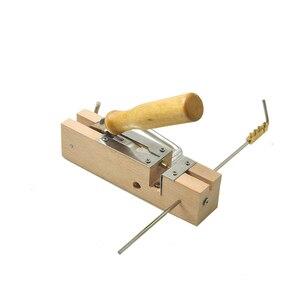Image 2 - Gran oferta, nuevo equipo cuadro apicultura, máquina perforadora de ojales para peines y marcos de abejas, herramienta de Apicultura