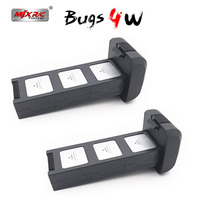 Original Mjx Bugs 4W B4W Parts 7.6v 3400 Mah Li po Battery For Mjx B4W Accessories Brushless Gps Rc Drone Spare Part Battery
