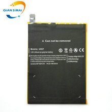 цена на 1PCS New high quality U007 battery Replacement for Ulefone U007 Mobile phone in Stock