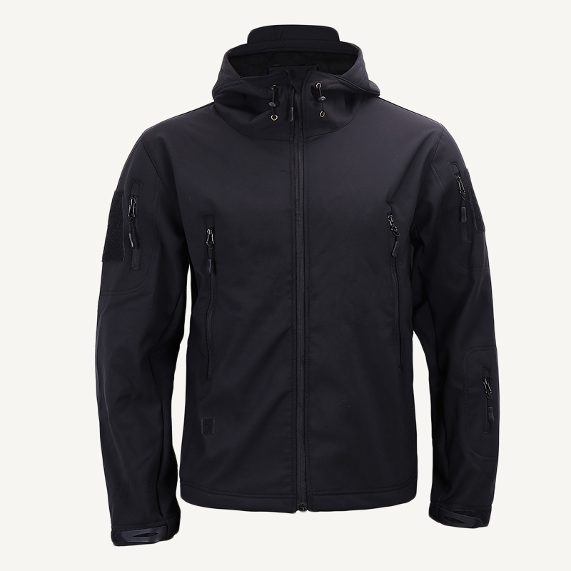 Softshell Men Thermal Jackets Ашық Кампинг Windbreaker - Спорттық киім мен керек-жарақтар - фото 2