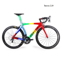 2018 SK carbon road bike frame fork headset clamp seatpost Carbon Road bicycle Frame Light weight