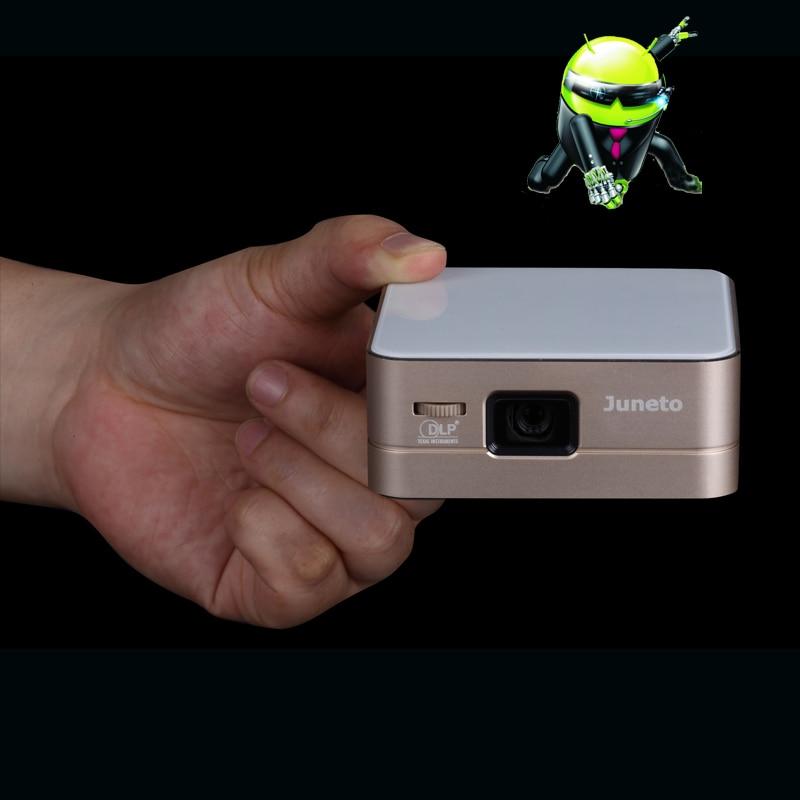 3d wifi wireless dlp mini full full hd 1080p home for Mini wifi projector