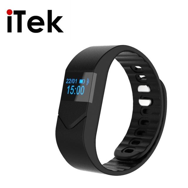 Smartband TK09 Banda Pulseira Monitor De Freqüência Cardíaca Esporte Bluetooth4.0 Inteligente Pulseira para iOS Android Rastreador De Fitness PK Fit Bit