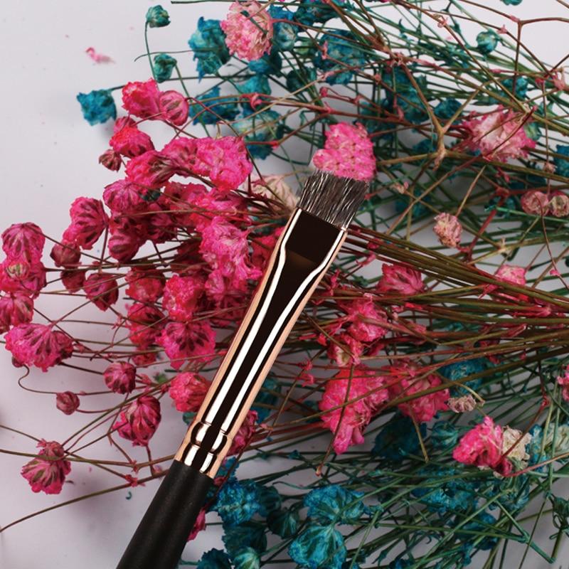MY DESTINY Professional Angled Animal Hair Brush Pędzel do brwi - Makijaż - Zdjęcie 5