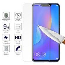 Szkło hartowane do Huawei Mate 20 10 P20 P30 Lite Nova 3 3i P Smart Mate 20 P20 z biała krawędź eliminuje rewizję cieczy