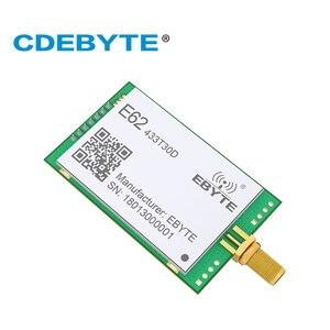 Image 4 - E62 433T30D Song Công UART 433 Mhz 1W SMA IOT UHF 30dBm Thu Phát Không Dây Thu Phát RF Mô Đun