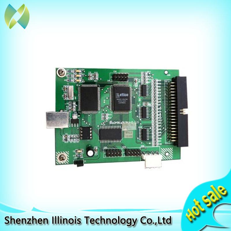 Infiniti / Challenger FY-3312C USB Microcontroller Board printer parts infiniti printer spare parts fy 3286t printhead converting board