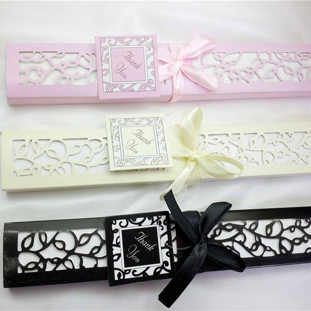 1PC Bridal Chinese Bamboo Silk Hand Fan Wedding Favors Guests Gifts ...
