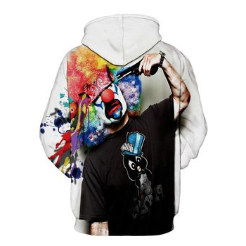Mr1991INC-Hoodies-With-Cap-Print-Gun-Clown-Hooded-1