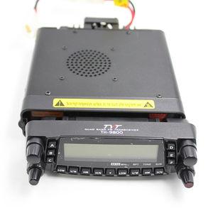 Image 5 - 최신 버전 TYT TH 9800 50W 쿼드 밴드 29/50/144/430MHz woki toki 2 톤/5 톤 모바일 트랜시버