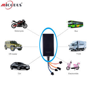 Car Gps-Tracker Power-Voice-Monitor Locator Alarm Vehicle GT06N Google-Map SOS 50pcs/Lot