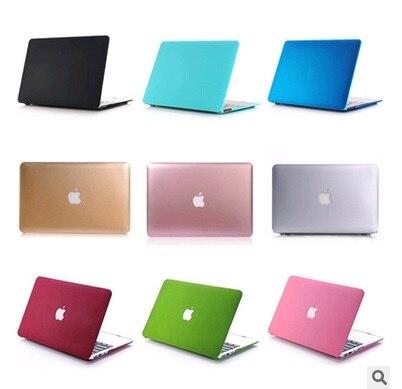 Matte Case Cover for Macbook Air Pro Retina 11 12 13 15 inch Laptop case for MacBook Air 11.6 13.3 15.4 Retina laptop bag