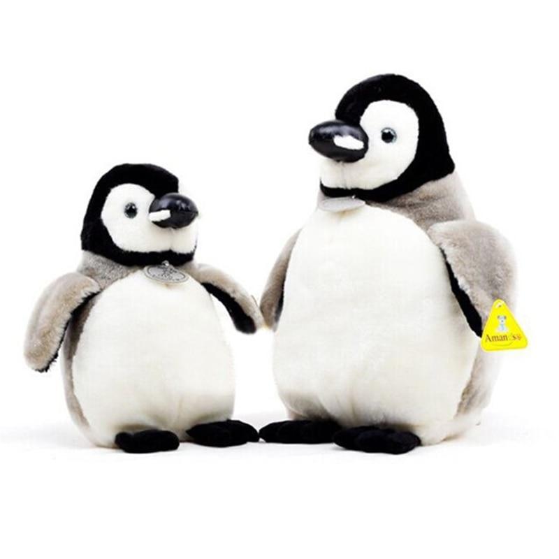 Kawaii Plush Penguin Dolls Soft and Stuffed Animal Toys Christmas Gift for Kids Toy стоимость