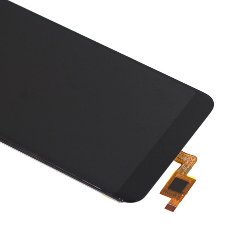 Image 2 - 100% original for 5.73 inch display accessories for LEAGOO S8 LCD monitor and touch screen component digitizer Repair parts-in Mobile Phone LCD Screens from Cellphones & Telecommunications