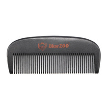 Vintage Portable Natural Wood Pear Tree Comb Combs No Static Beard Comb Hair Styling Tool For