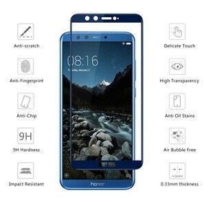 Image 4 - Защитное 3D стекло для Honor 9 Lite, защитное покрытие для экрана Honor 9 Lite, закаленная пленка для Huawei Honor 9 Lite, 9, 10