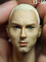 1b75955bf48ef  ESTARTEK  KM3-50 Kumik 1 6 Eminem Rapper Cantor Chefe Sculpt para 12  polegadas Figuras de Ação Colecionáveis DIY