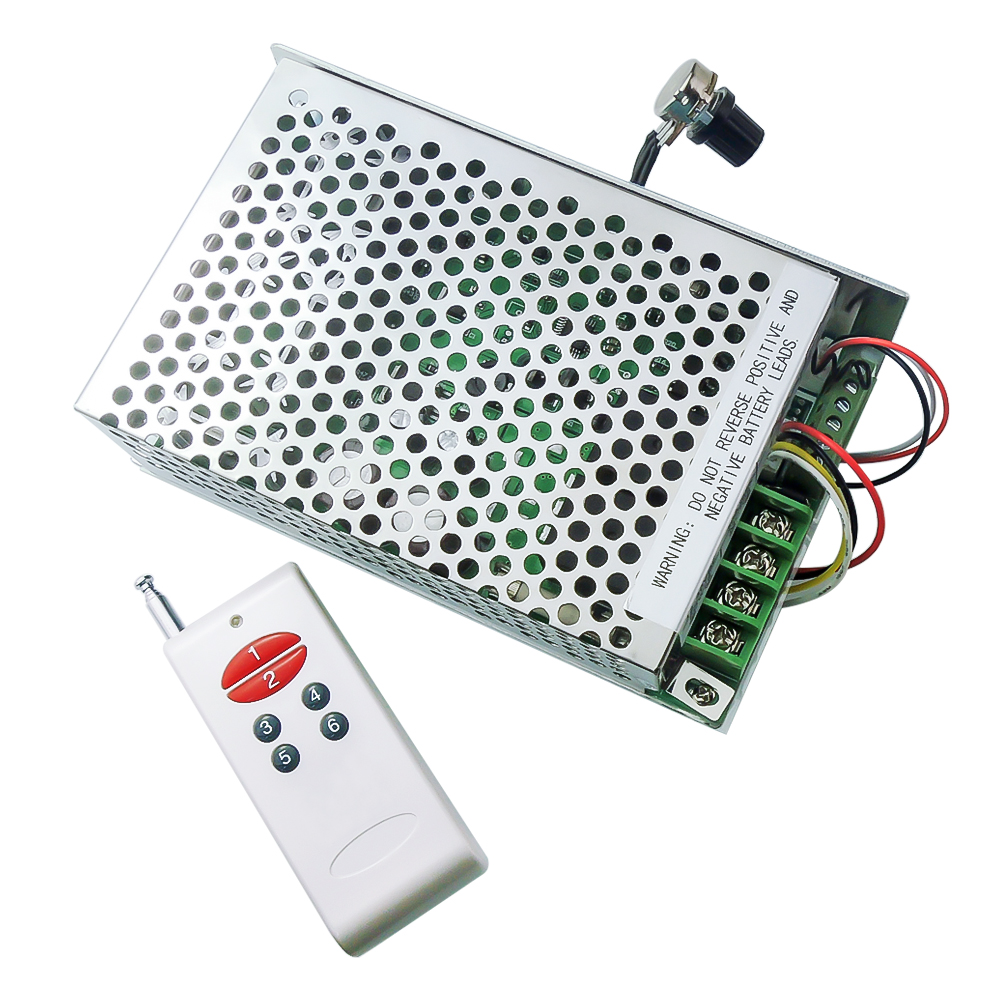 best top 10 dc motor controller remote list and get free