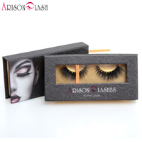 Fashion Style Luxury 3D Mink Eyelashes100 Real Mink Strip Lashes Extension Fake Lashes Natural Long Soft
